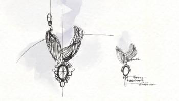 Jewels drawings