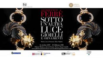 Gianfranco Ferré. Under another light: Jewels and Ornaments