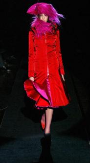 Milano, Feb/March 2003Milano CollezioniPret a PorterAut/Wint 2003/04Ph. Graziano Ferrari & Co.