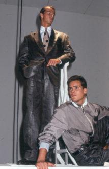 Dalla collezione P/E 1987