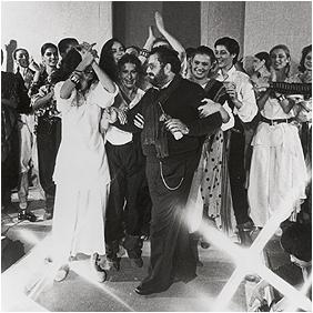 Finale della sfilata P/E 1978