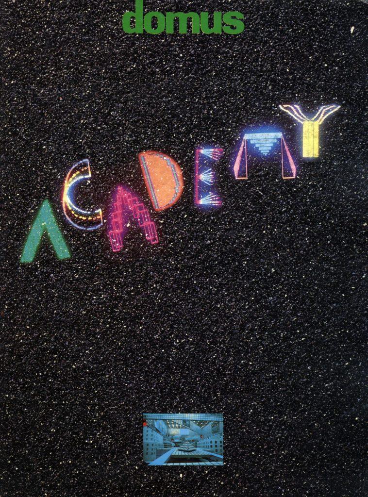 folder Domus Academy