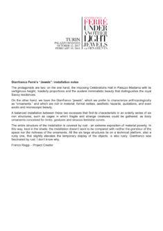 Franco Raggi text