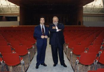 """Ravenna Festival"": Riccardo Muti con Gianfranco Ferré"