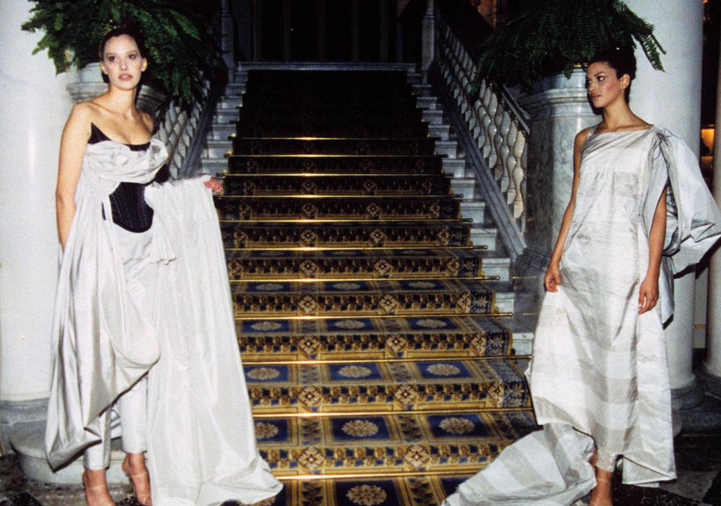 sfilata a Villa d'Este