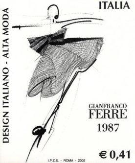 francobollo per Poste Italiane